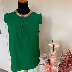 Moa Moa top with embellishments size Small